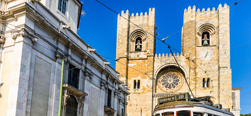 Sé Patriarcal, la Cattedrale di Lisbona