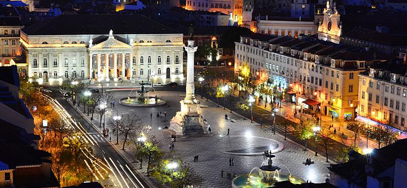Volo Hotel Lisbona