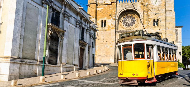 Trasporti a Lisbona