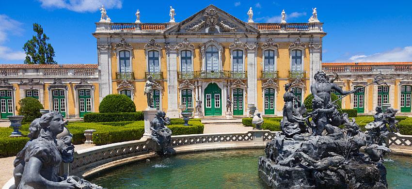 Palazzo Nazionale di Queluz