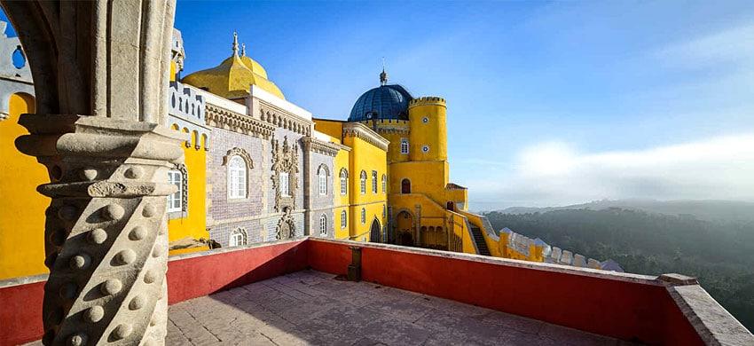 I dintorni di Lisbona